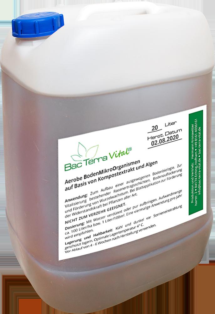 20 Liter Kanister Bac Terra Vital